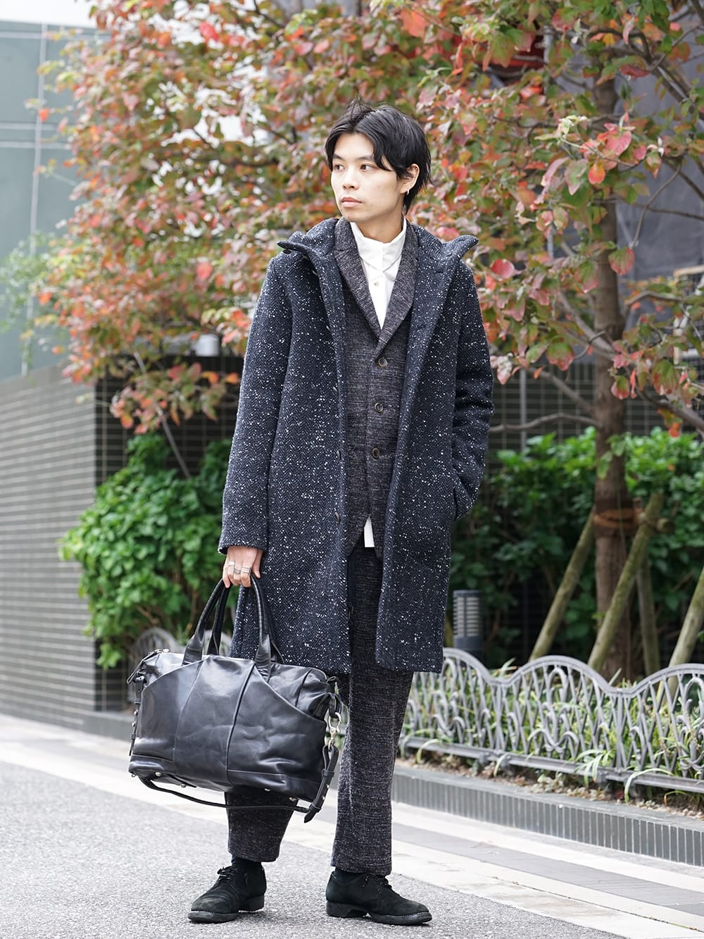 individual sentiments 19-20 AW 4Coat Style - 3-001