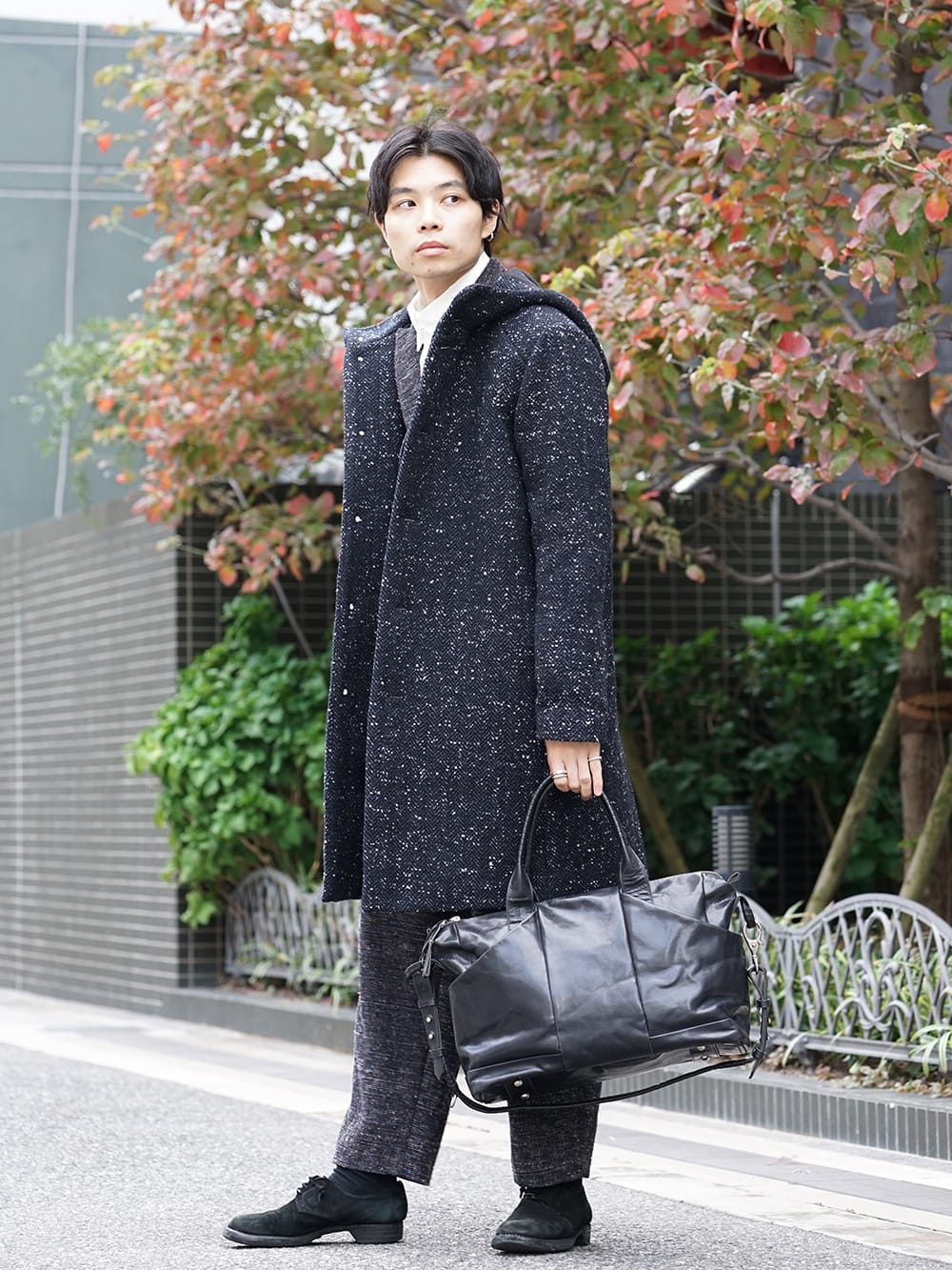 individual sentiments 19-20 AW 4Coat Style - 3-002