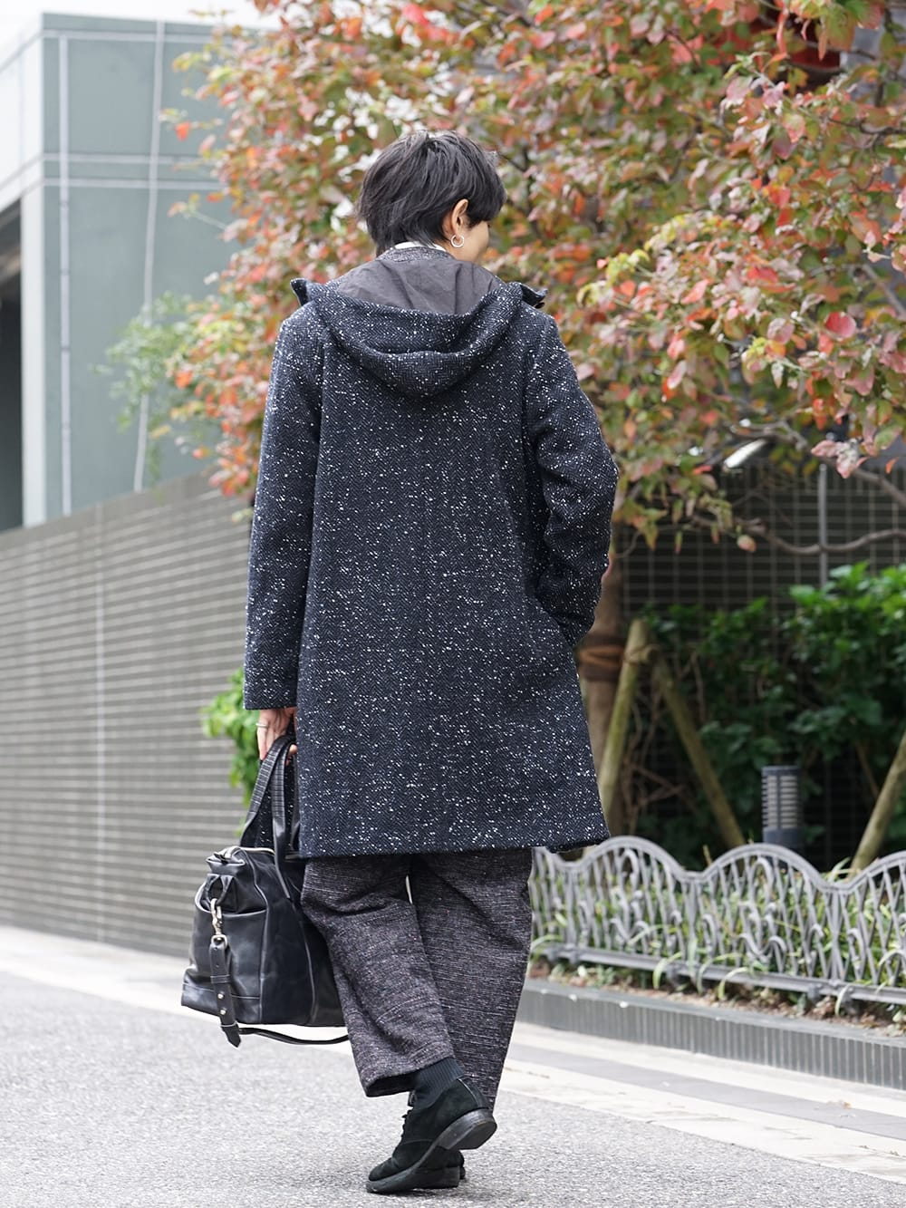 individual sentiments 19-20 AW 4Coat Style - 3-003