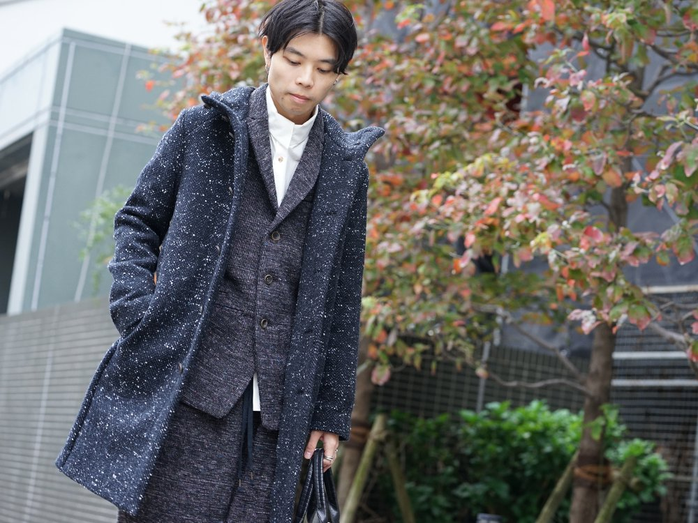 individual sentiments 19-20 AW 4Coat Style - 3-008