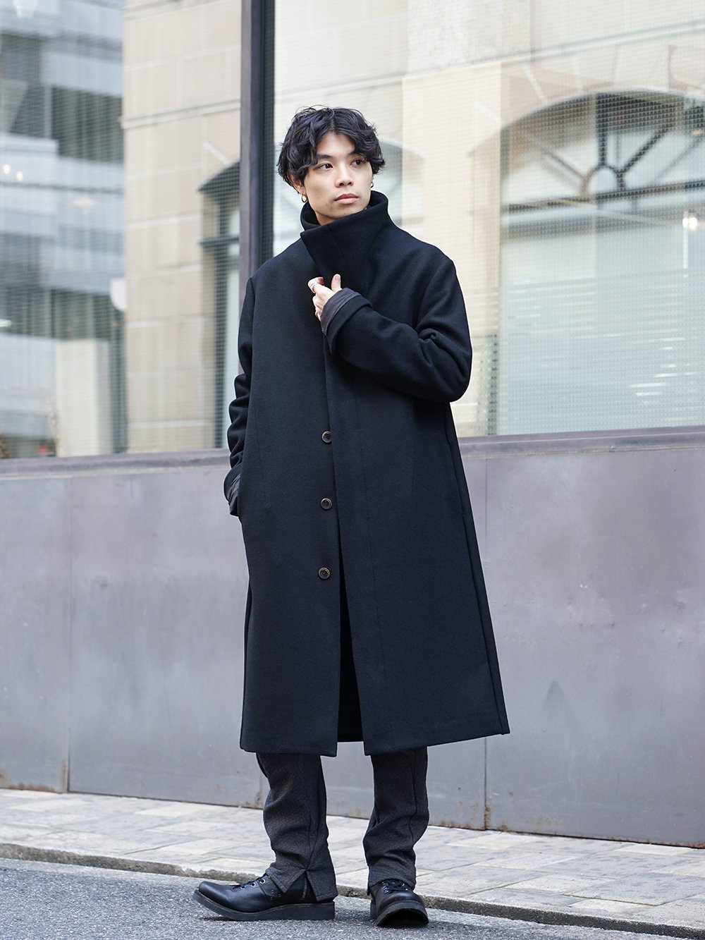 individual sentiments 19-20 AW 4Coat Style - 4-001