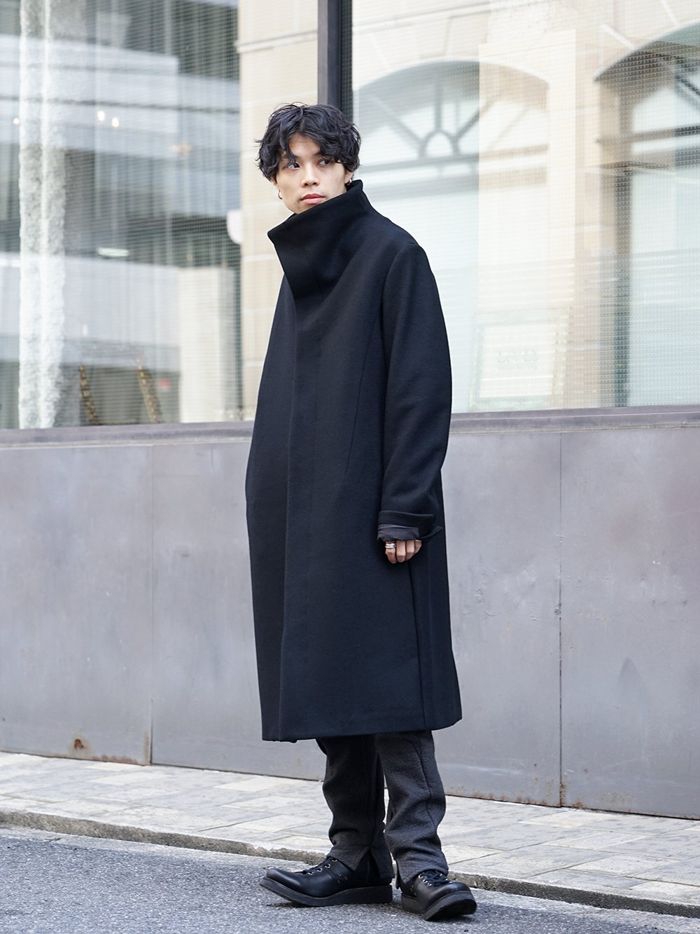 individual sentiments 19-20 AW 4Coat Style - 4-002