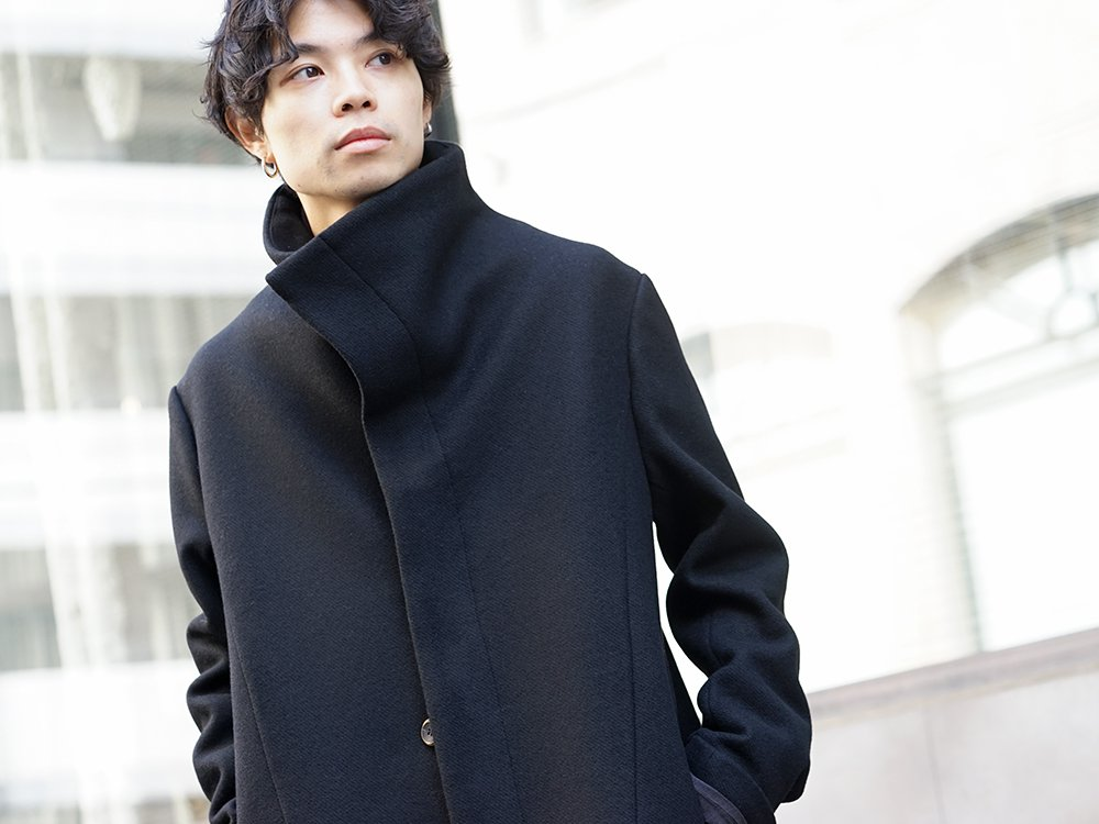 individual sentiments 19-20 AW 4Coat Style - 4-004