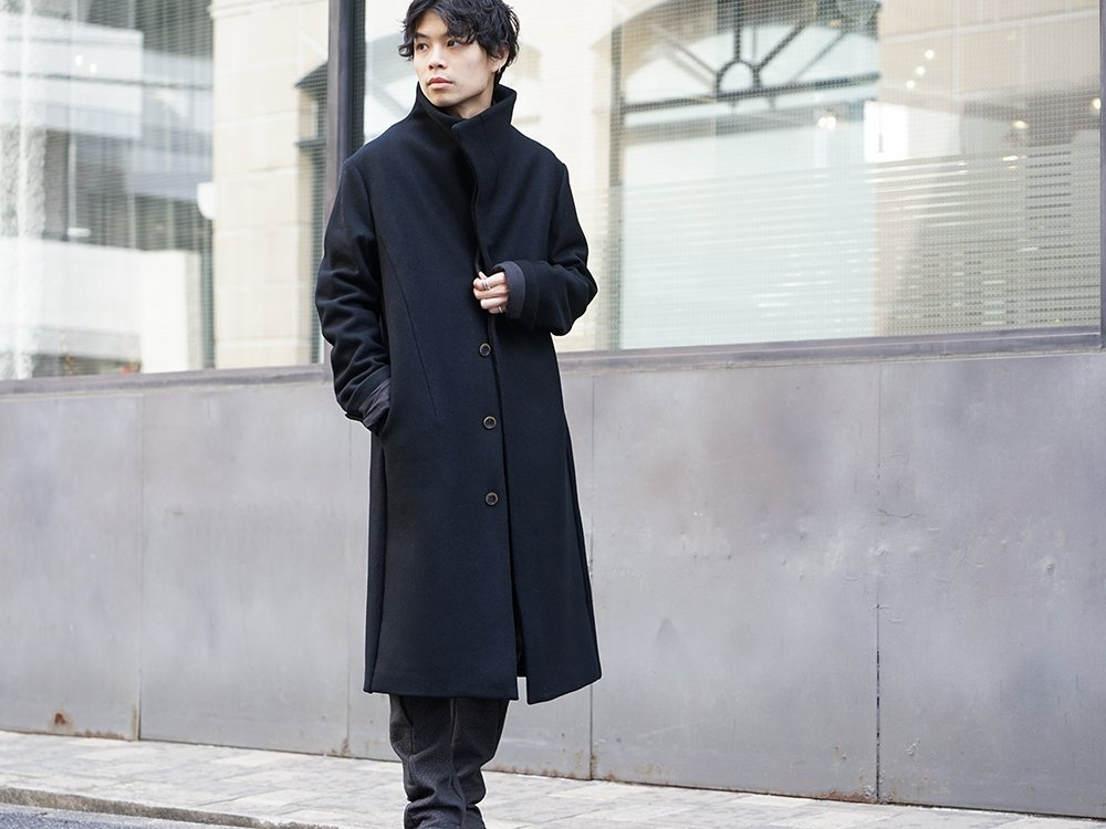 individual sentiments 19-20 AW 4Coat Style - 4-008