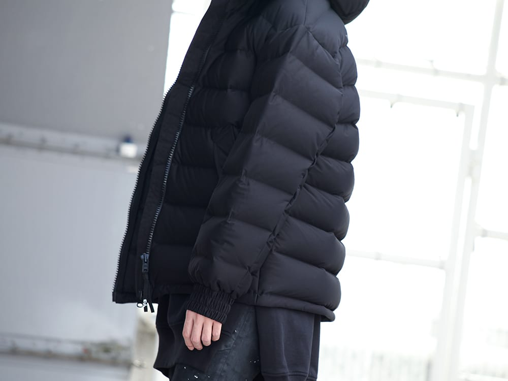 .LOGY kyoto 19-20AW  Y-3【Seamless down Hooded jacket】 STYLE!! - 2-002