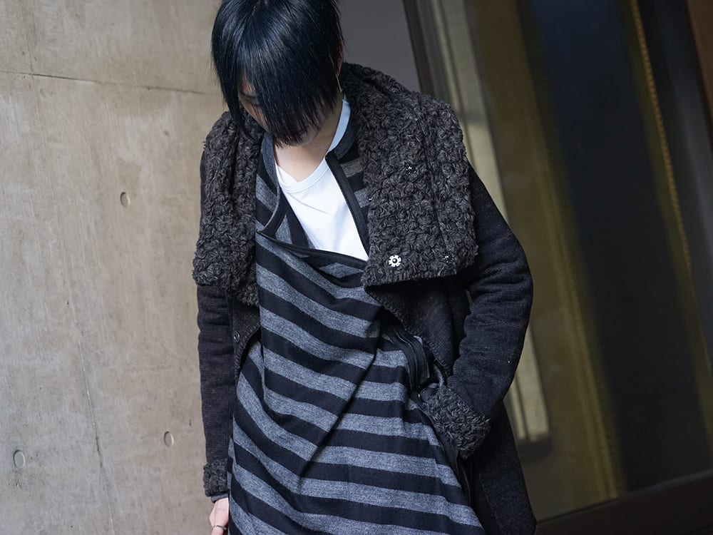 NUDE:MM × Ground Y × TVA 19aw layered Styling !! - 2-001