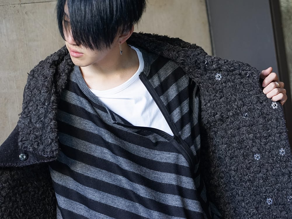 NUDE:MM × Ground Y × TVA 19aw layered Styling !! - 2-002