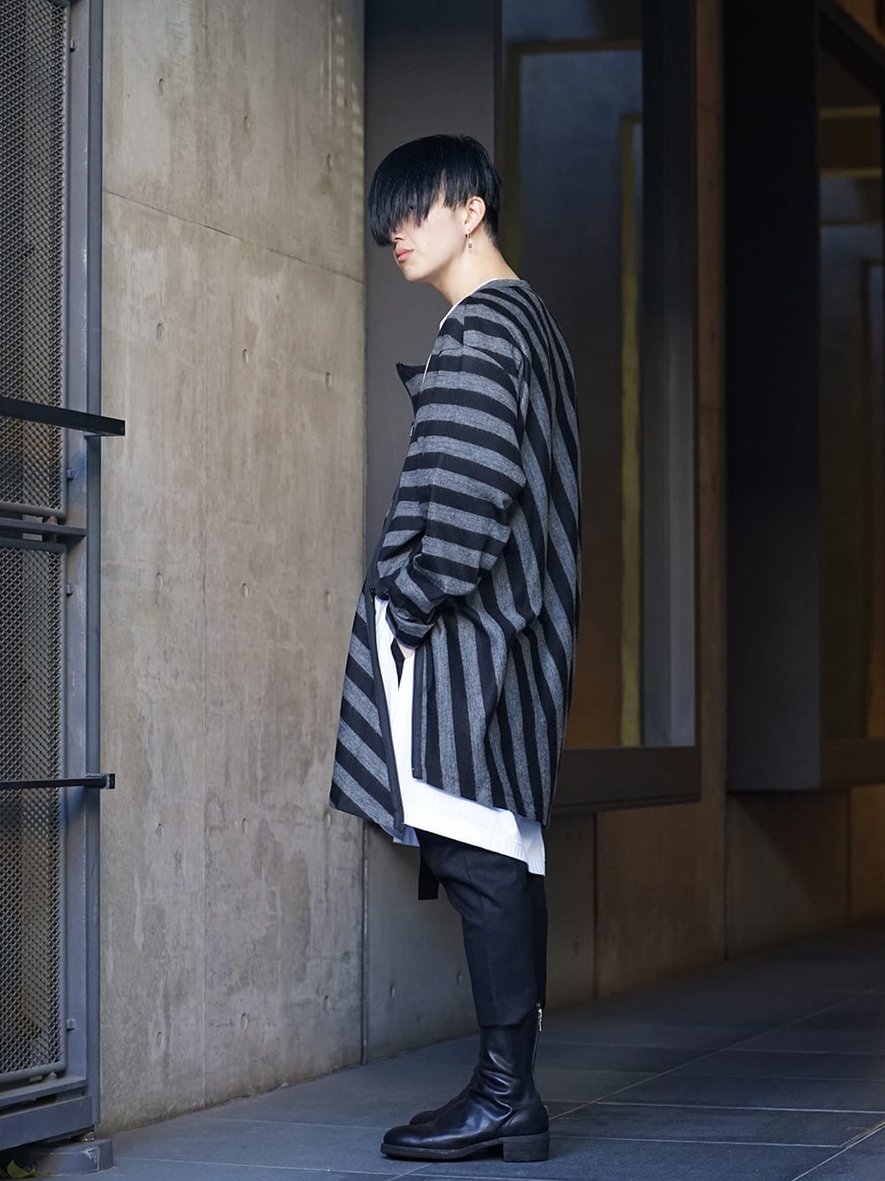 NUDE:MM × Ground Y × TVA 19aw layered Styling !! - 3-002