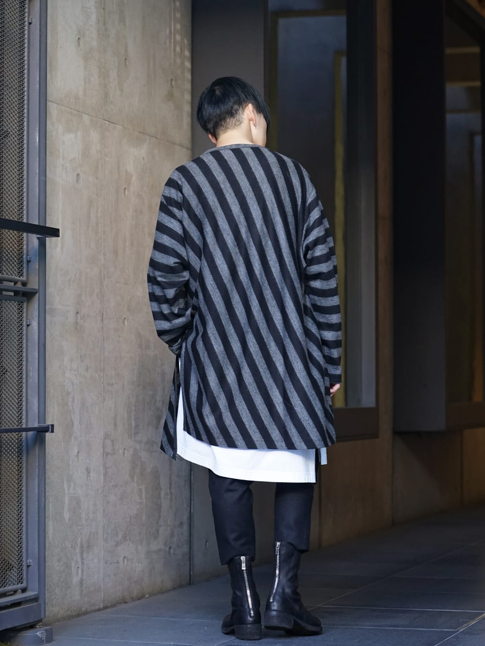 NUDE:MM × Ground Y × TVA 19aw layered Styling !! - 3-004