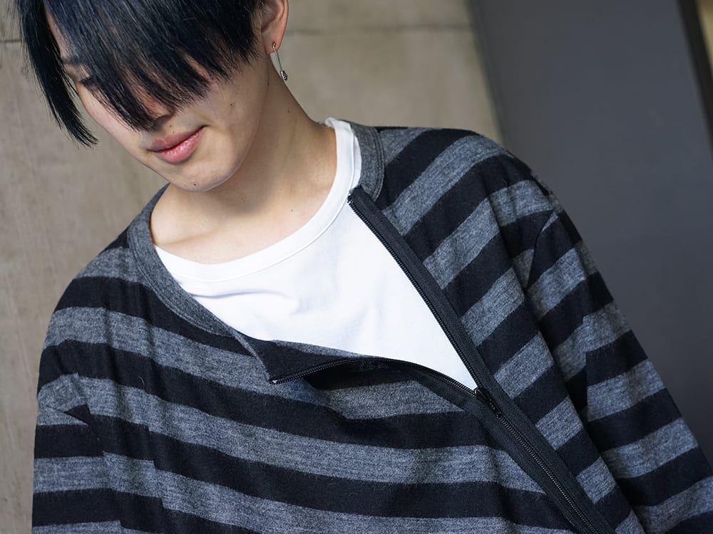 NUDE:MM × Ground Y × TVA 19aw layered Styling !! - 3-006