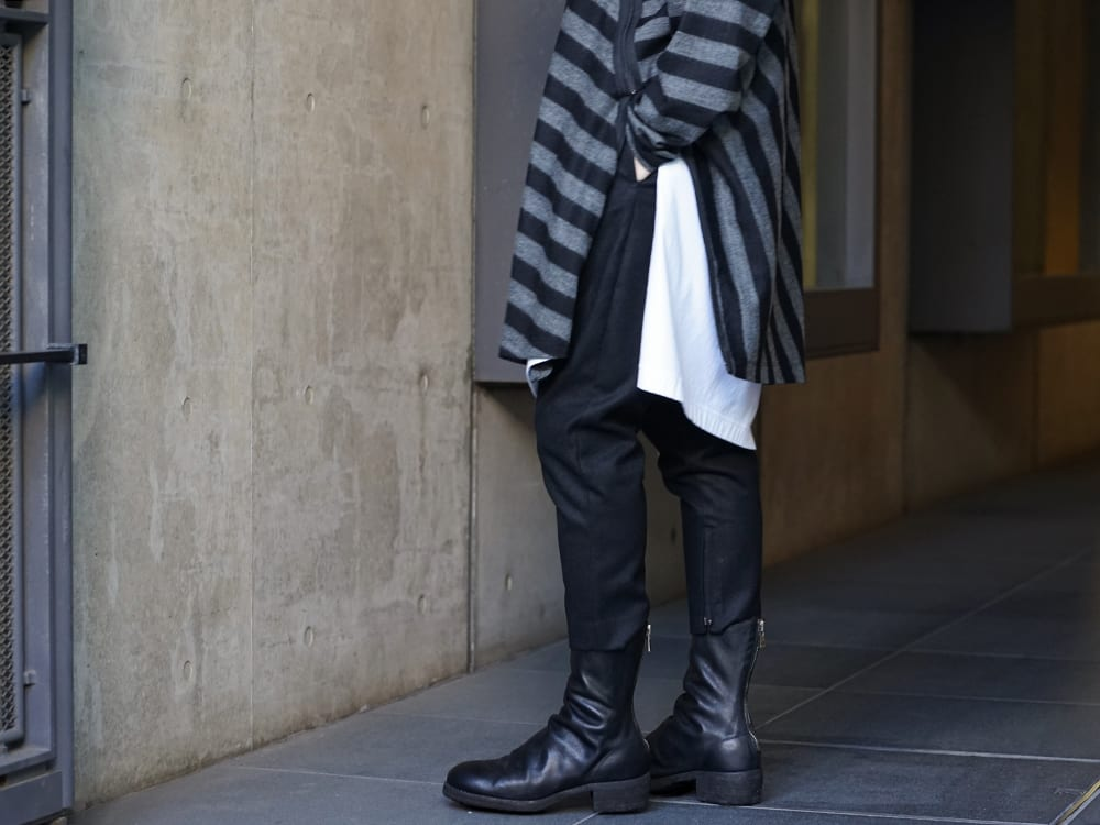 NUDE:MM × Ground Y × TVA 19aw layered Styling !! - 4-002