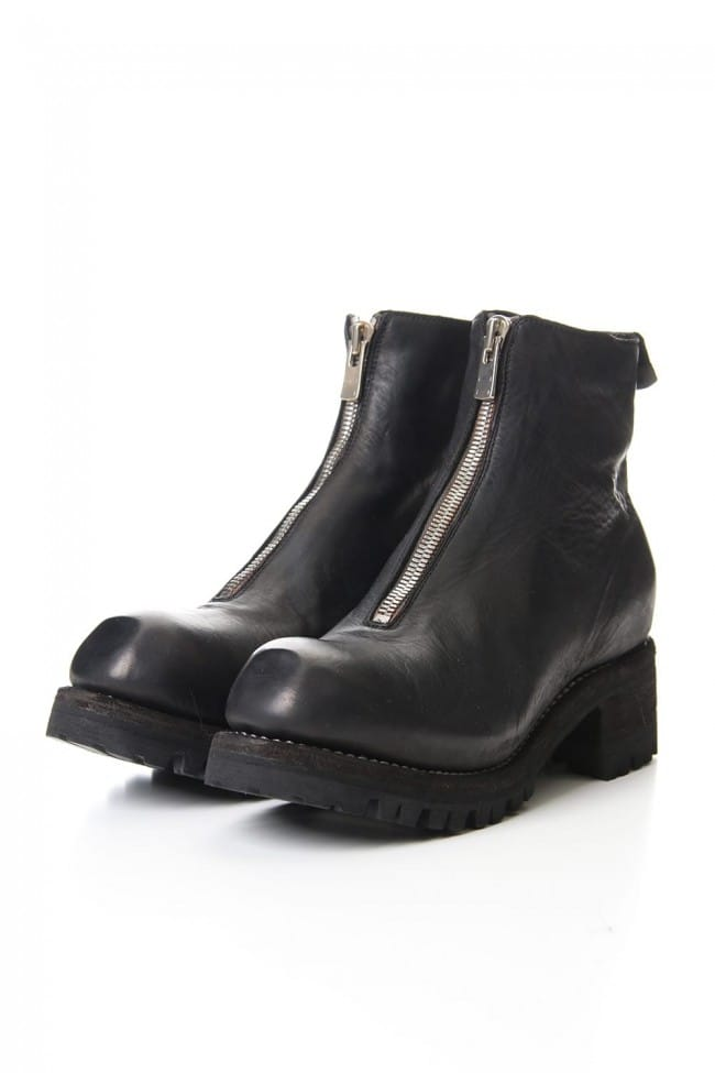 GUIDI Leather Boots Line-Up Introduction - 2-004