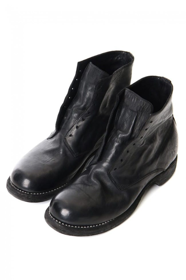 GUIDI Leather Boots Line-Up Introduction - 2-003