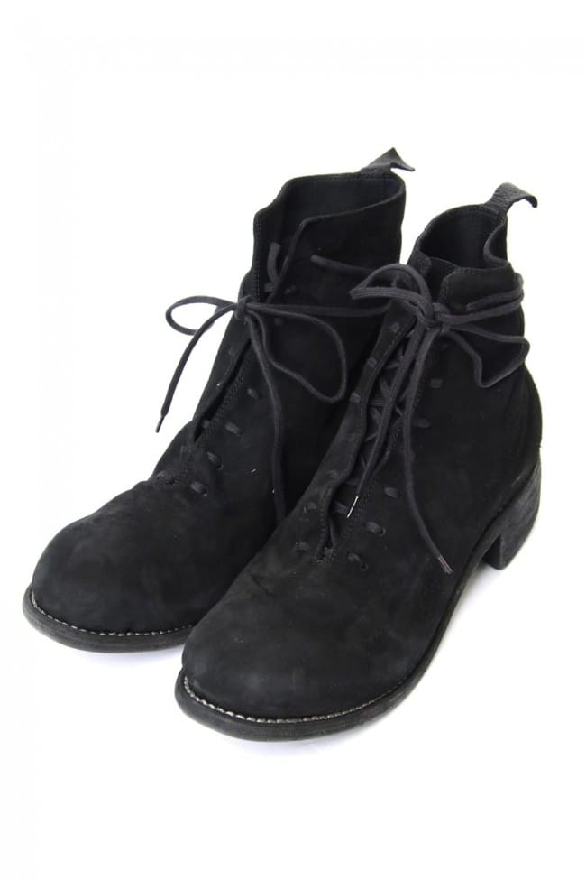 GUIDI Leather Boots Line-Up Introduction - 2-001