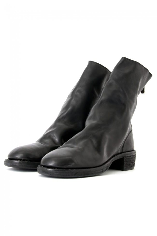 GUIDI Leather Boots Line-Up Introduction - 1-002