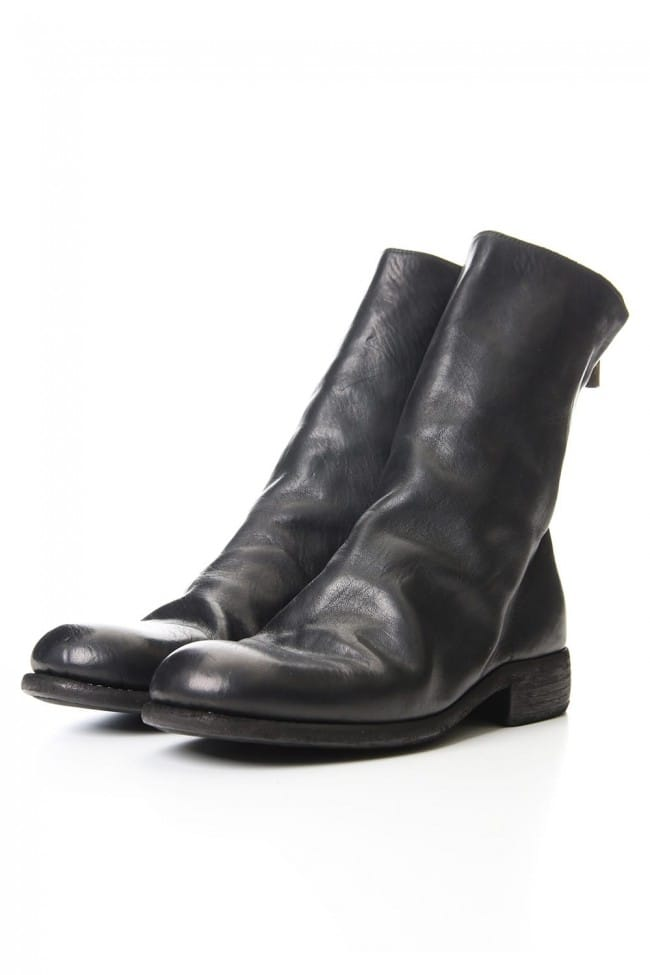 GUIDI Leather Boots Line-Up Introduction - 1-003