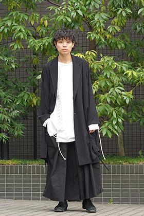 Yohji Yamamoto B YY 19SS Mix Style