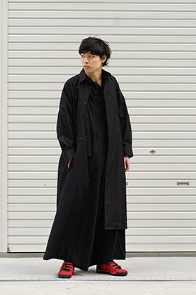 Yohji Yamamoto x BYY 19SS Overall Style
