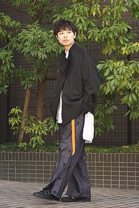 Yohji Yamamoto x B YY 19SS Spring Color Style