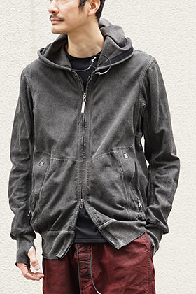 ISAAC SELLAM 19SS CONFORTABLE JERSEY Hoodie Style
