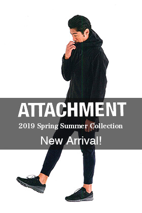 New Brand ATTACHMENT 19SS Collection New Arrival!