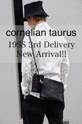 cornelian taurus 19SS 3rd Delivery New Arrival