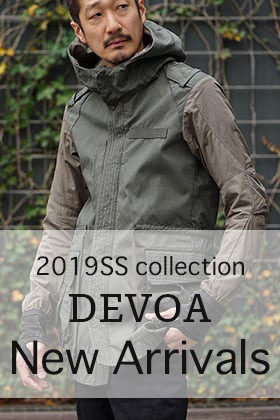 DEVOA 19SS 4th Delivery New Arrival!!