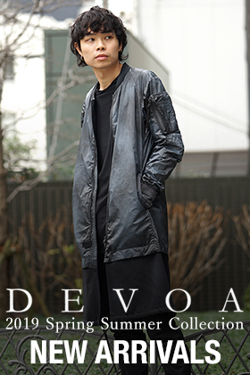 DEVOA 19SS 6th Delivery New Arrival!!