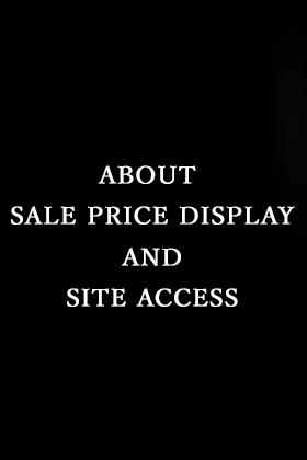 About sale price display and site access