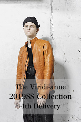 The Viridi-anne 2019SS Collection 4th Delivery