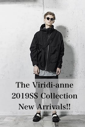 The Viridi-anne 2019SS Collection Mountain parka New Arrivals!!
