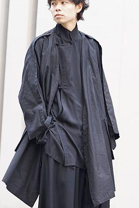 Yohji Yamamoto x B YY 19SS Ethnic Style