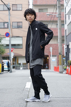 11 by Boris Bidjan Saberi 19SS Nylon Set up Style