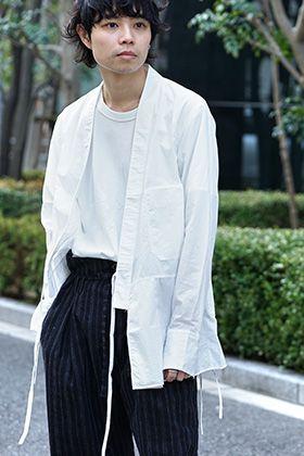 ZIGGY CHEN 19SS Oriental Classic Style