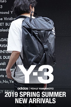 Y-3 19SS Collection 4th Delivery!!