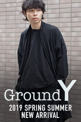 Ground Y 19SS Collection 3rd Delivery!!