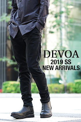 DEVOA 19SS Collection New Arrival