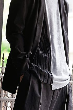 The Viridi-anne 2019SS Kimono jacket & Hakama pants Style