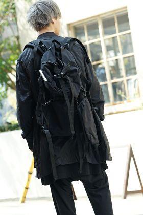 DRKSHDW 2019SS Nylon blouson Black Style