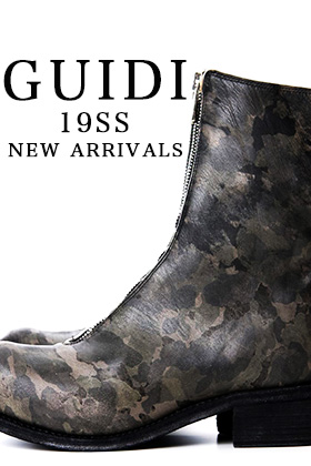 GUIDI 19SS COLLECTION NEW ARRIVALS