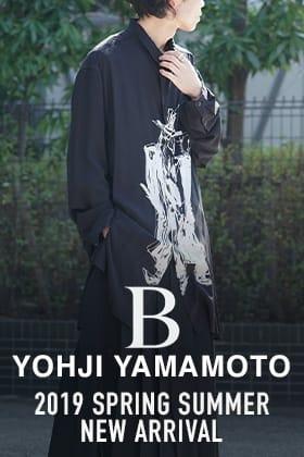 B Yohji Yamamoto 19SS New Arrivals