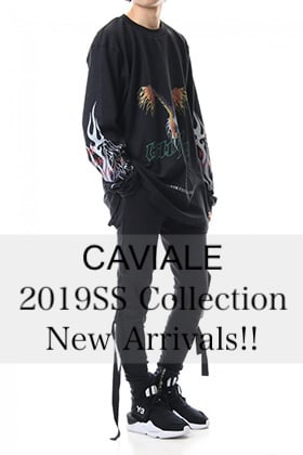 CAVIALE 19SS Collection First Delivery!!