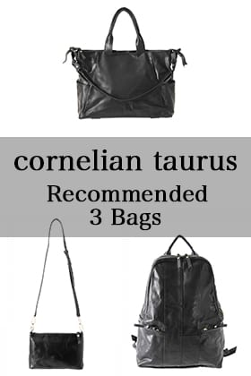 cornelian taurus recommended 3 bags