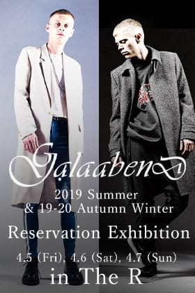 Starting Tomorrow, GalaabenD 19S & 19-20AW Reservation Exhibition !!