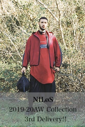 NILøS 2019-20AW Collection 3rd Delivery!!