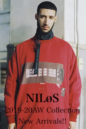 NILøS 2019-20AW Collection 6th Delivery!!