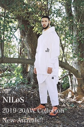 NILøS 2019-20AW Collection 5th Delivery!!