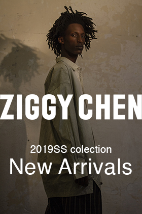 ZIGGY CHEN 19SS Delivery Start!