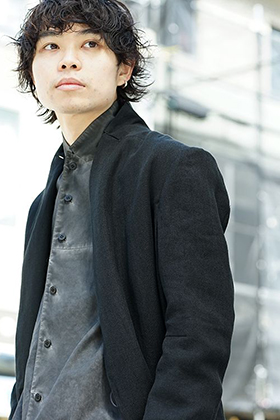D.hygen [SADDAM TEISSY] 19SS cool black style