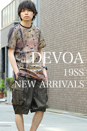 DEVOA 19SS COLLECTION NEW ARRIVALS!!